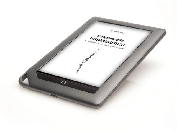 sopracciglio ultrarealistico ebook